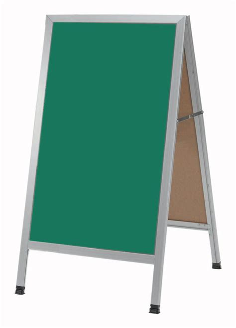 a frames for sale sandwich boards with write on surface double sided a frames