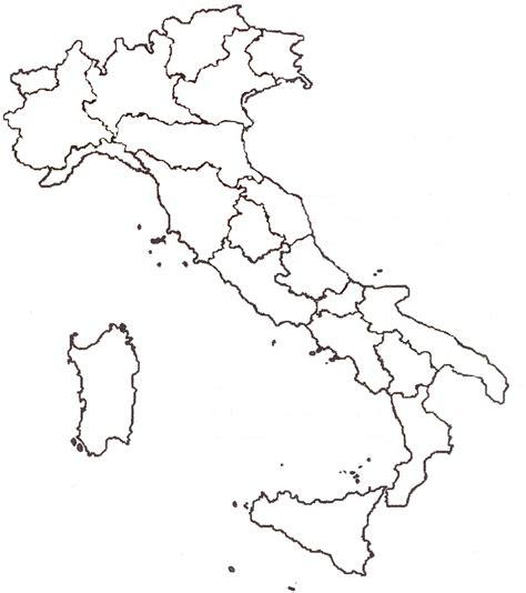 cartina muta italia cartina italia muta da stare a4