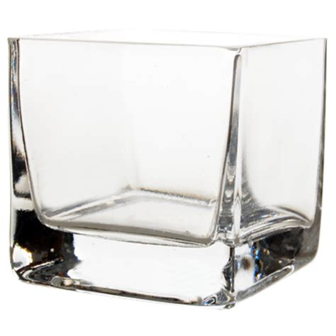 Modern Vase And Gift by 3 15 Cube Vase Gcb001 Block Vase On Sale Modern Vase