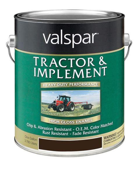 Tractor Hi Gloss Enamel Buy The Valspar Mccloskey 18 4431 16 07 Tractor