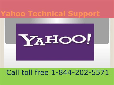 email yahoo tech support 1 844 202 5571 yahoo tech support contact number by james