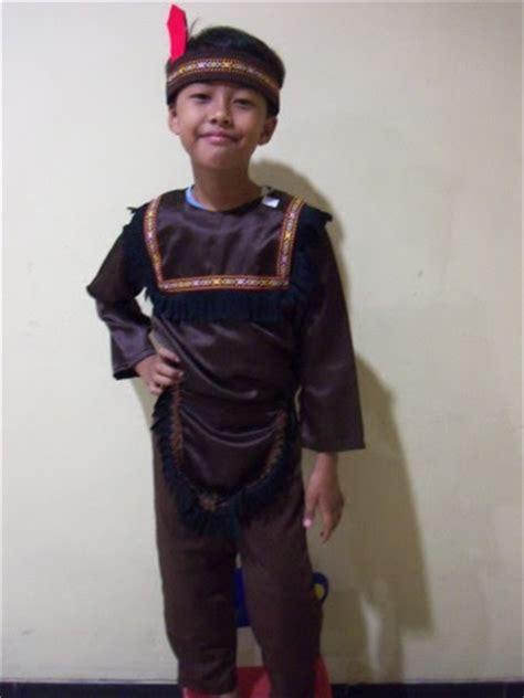 Baju Negara India Kostum Karnaval Baju Pawai ksa 023