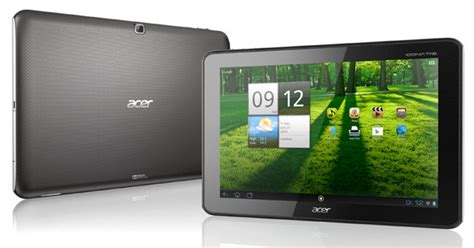 acer iconia tab a700 32gb hd android tablet review