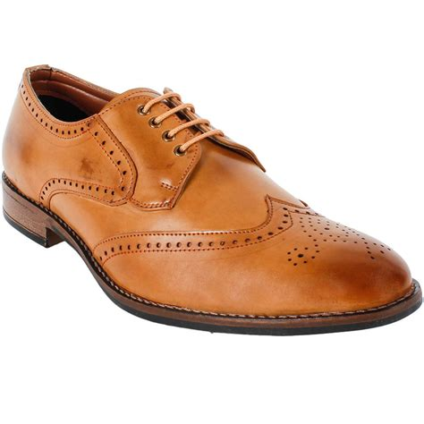 buy yellow tree leatherette formal shoes ys09