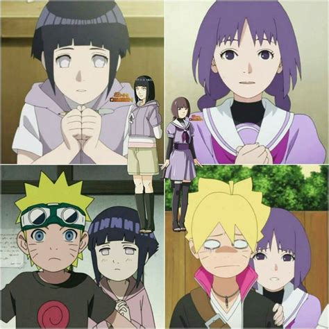 boruto x sumire fanfiction comparison between hinata and sumire kakei the first