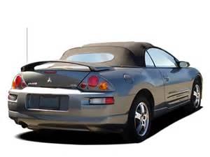 Mitsubishi Spyder 2004 2004 Mitsubishi Eclipse Spyder Pictures Cargurus