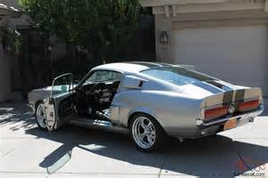 1967 ford mustang fastback eleanor 428 big block