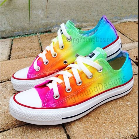 Converse Rainbow converse rainbow shop for converse rainbow on wheretoget
