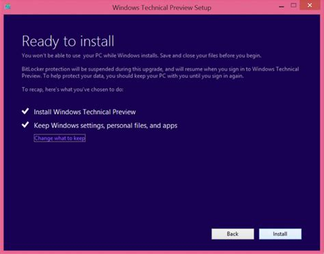 install windows 10 surface rt windows 10 preview on surface first impressions love