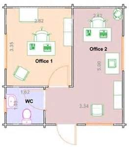 simple office floor plan log office design which design should you go for