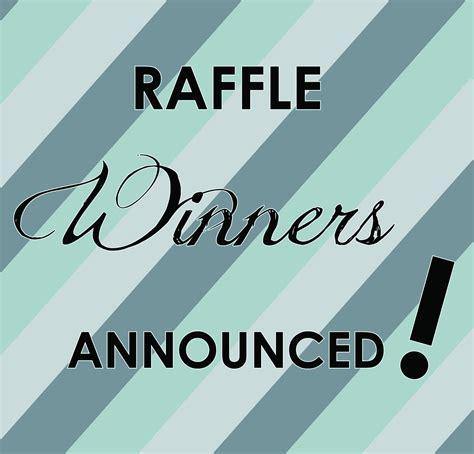 Menu For Winners Announced by Raffle Winner Clipart Www Imgkid The Image Kid Has It
