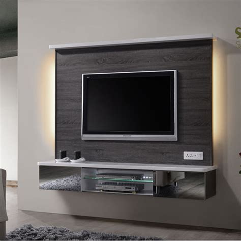 hang l on wall tv wall cabinets blumuh design