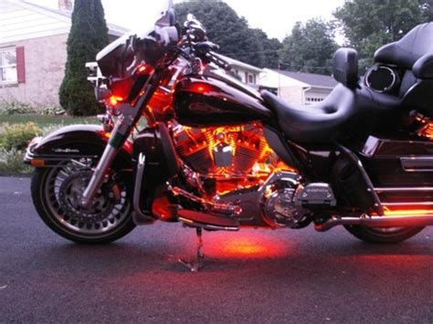 led lights for harley davidson ultra led accent lighting on 09 ultra harley davidson forums
