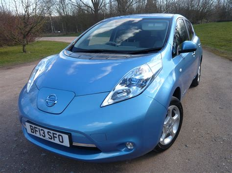 nissan leaf electric for sale eco cars