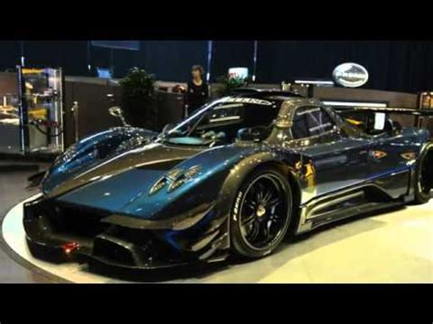 pagani zonda 2017 2017 pagani zonda evolution series youtube