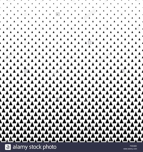 black and white triangle pattern repeating black and white vector triangle pattern stock