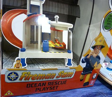 fireman sam boat house ocean rescue playset fireman sam toys