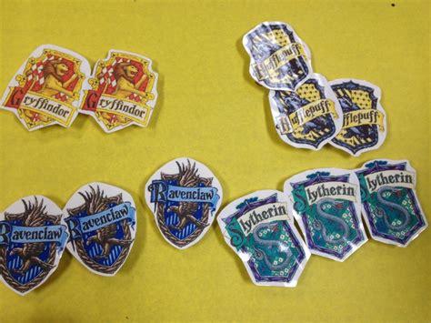 printable hogwarts house badges 17 best images about printables on pinterest free