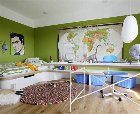 Kinderzimmer Gestalten Farbe by Starke Farben Im Kinderzimmer Sch 214 Ner Wohnen