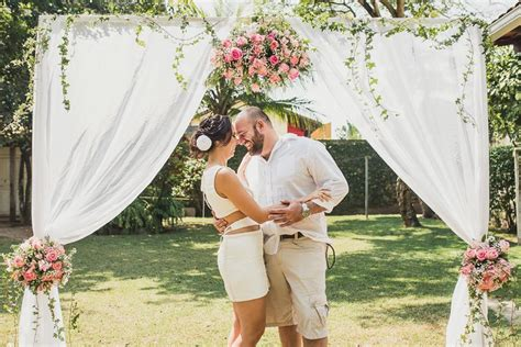 Casamento no Civil: Mari e Daniel   Peguei o Bouquet