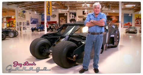 leno s garage explores the s tumbler vamers