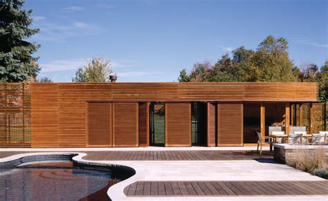 Pavillon Modern by Image Gallery Modern Pavilion