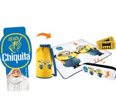 Instant Win Games Uk - chiquita despicable me 3 instant win game 1 680 winners freebieshark com