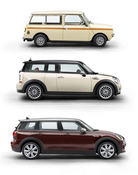 new mini clubman the design car body design