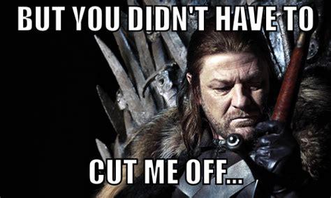 Ned Stark Meme - eddard stark meme memes
