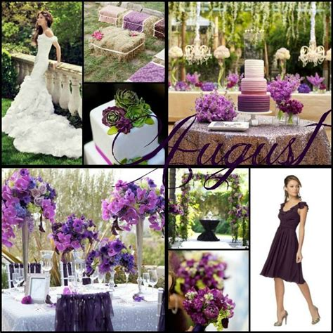 august wedding colors 42 best color by month images on color scheme