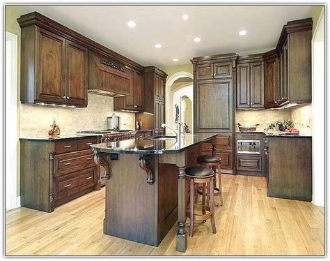 update oak kitchen cabinets  paint home design