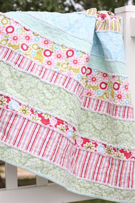 Baby Rag Quilts For Beginners by Best 25 Flannel Rag Quilts Ideas Only On Rag