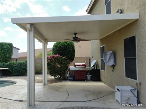 How To Install Patio Cover by Alumawood Patio Covers With Fan In Az