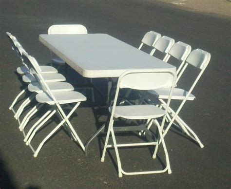 folding table and chairs rental plainfield bouncy houses rentals bouncers bounce