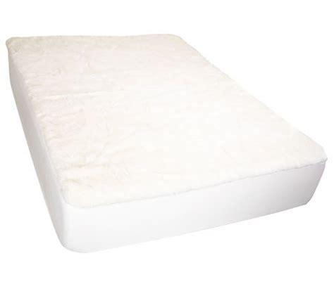 Posturepedic Mattress Topper by Sealy Posturepedic King Size Wool Fleece Mattress Pad