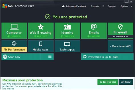 free antivirus for pc download full version 2015 avg antivirus free 2015 for 30 days trial free download