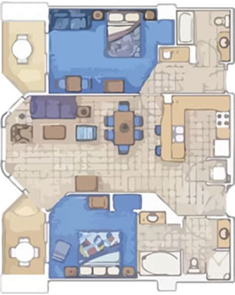 marriott aruba surf club 3 bedroom floor plan timeshare villas arubasurfclubresort com