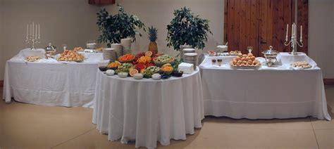 food tables at wedding reception wedding reception food table setups wedding reception