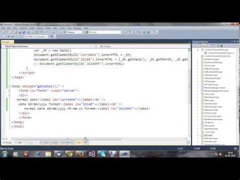 format date dd mm yyyy javascript set date format in javascript dd mm yyyy hh mm ss exle