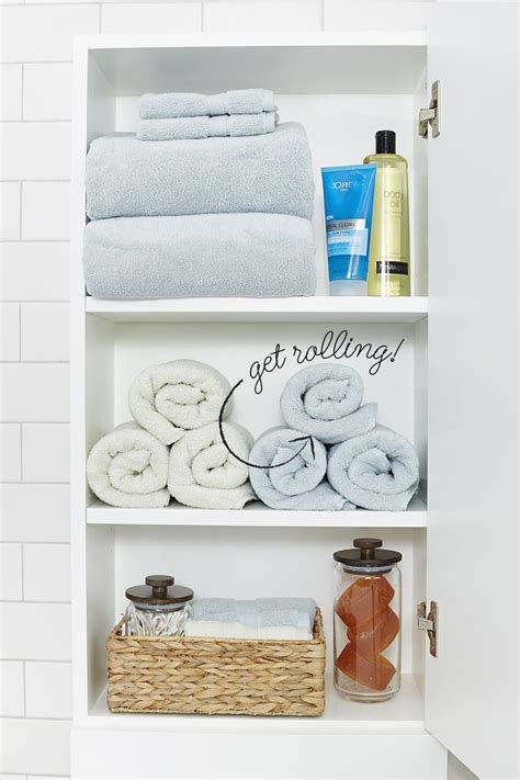 Bathroom Linen Closet Ideas 36 Best Bath Sheets Bath Towels Images On Pinterest Cleaning Home Organization And For The Home