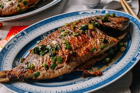 new year whole fish recipe pan fried fish whole fish recipe the woks of