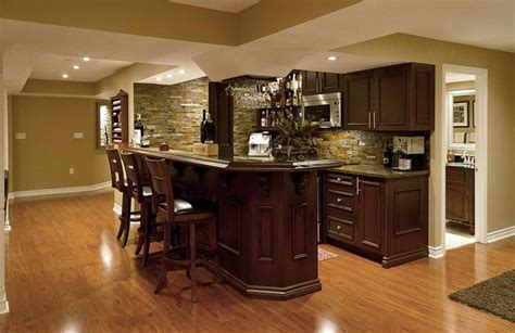 Basement Bar Design Ideas Bloombety Basement Bar Designs With Classic Seats Basement Bar Designs