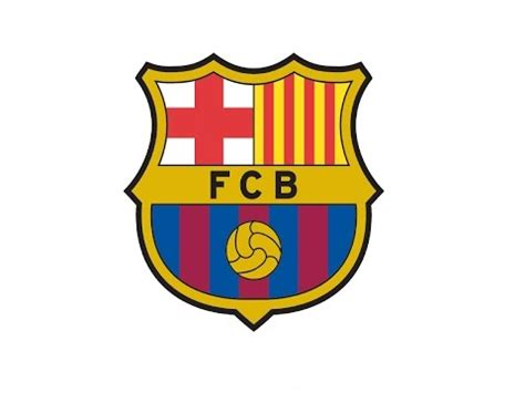 tutorial logo barcelona drawing how to draw a cartoon fc barcelona logo