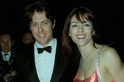 Why Ex Hugh Grant Didnt Show For Lizs Wedding by Hugh Grant Praises Ex Liz Hurley She S My