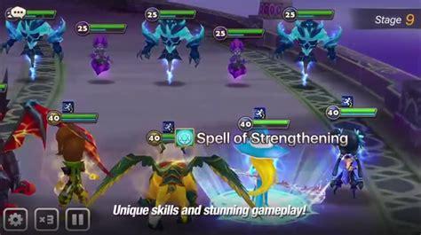 summoner wars gameplay android
