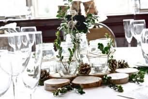 Pottery Barn Vase D 233 Co Mariage Hiver Au Charme Rustique Ou F 233 Erie Hivernale