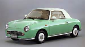 Who Made Nissan 8 Of The Cutest Cars Made
