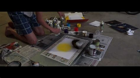 spray paint for beginners series 1 beginner spray paint