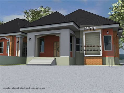 Three Bedroom Bungalow House Plans by 3 Bedroom Bungalow Designs Modern 3 Bedroom House Plans 3