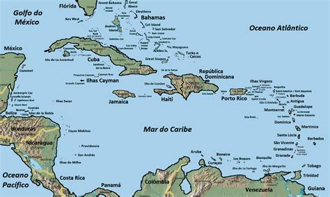 map of caribbean with country names file caribbeanislands pt png wikimedia commons